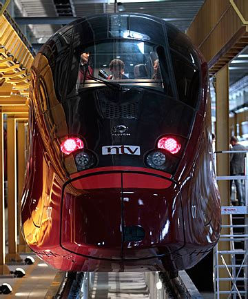 Looking for a cheap ferrari? Italy unveils new high-speed trains | Stuff.co.nz