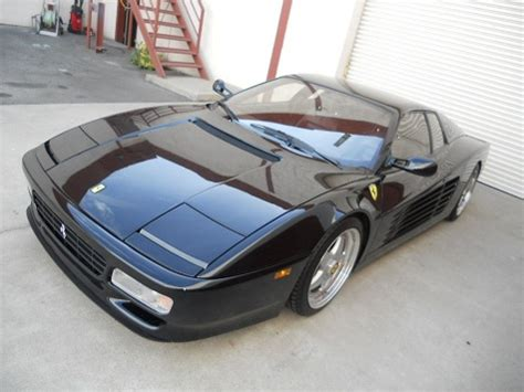 I am looking for a lamborghini, ferrari or porsche to swop for my property in republic of ireland in the eu the property are located in the middle of the forest with a river r 4 300 000 for sale. 1992 Ferrari 512TR | Classic Italian Cars For Sale