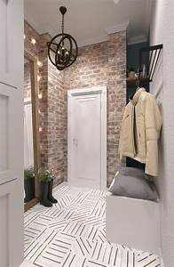 deco salon idee deco hall d entree maison aux murs With deco hall d entree maison