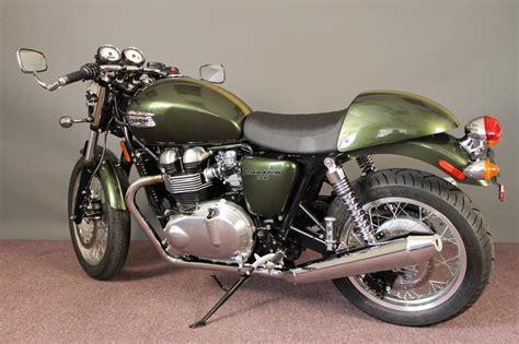 2013 Triumph Thruxton Standard For Sale On 2040-motos