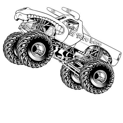Kleurplaat Hotwheel by Wheels Coloring Pages Truck Coloringstar