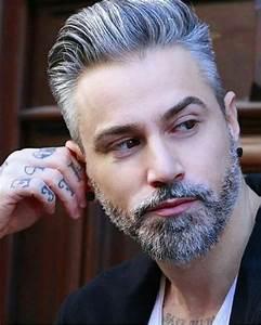 Coupe Homme Cheveux Gris : coloration cheveux homme n cessit ou caprice pour les cheveux gris ~ Melissatoandfro.com Idées de Décoration