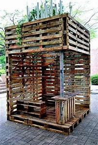 28 Amazing Uses For Old Pallets - Architecture & Decor