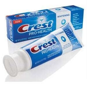 Crest Pro-Health Whitening Toothpaste Product Review