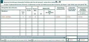 Frais Reel Calcul : exemple note de frais avec tva document online ~ Premium-room.com Idées de Décoration