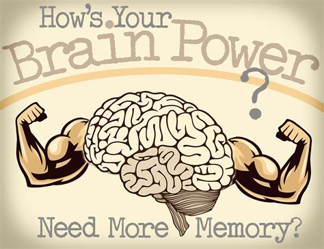 How's Your Brain Power? Need More Memory? - Gerber Medical ...