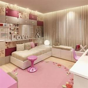 inspiring modern teen girl bedroom decorating ideas With bed room decoration of girls