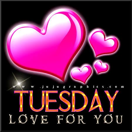 tuesday love    graphics quotes comments