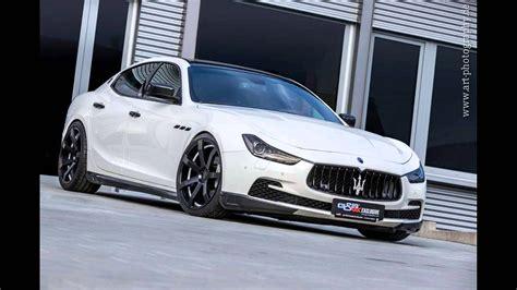 Dia Show Tuning Maserati Ghibli Tuning By Hs Motorsport