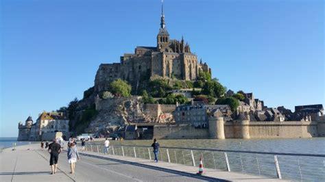 mont maree haute picture of fortifications du mont michel mont michel tripadvisor