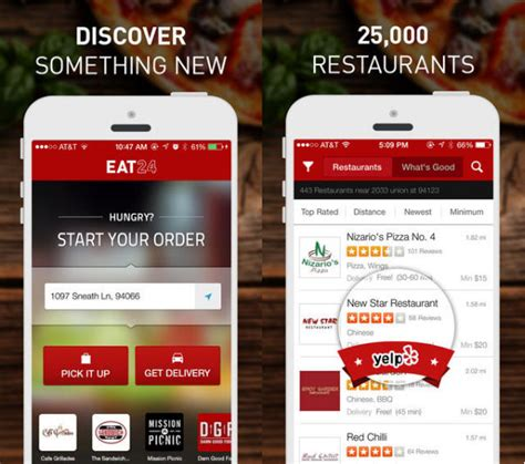 application cuisine android the 10 best dining and restaurant apps tech lists