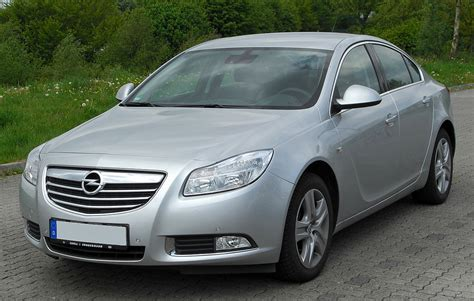 Opel Insignia Wikipedia