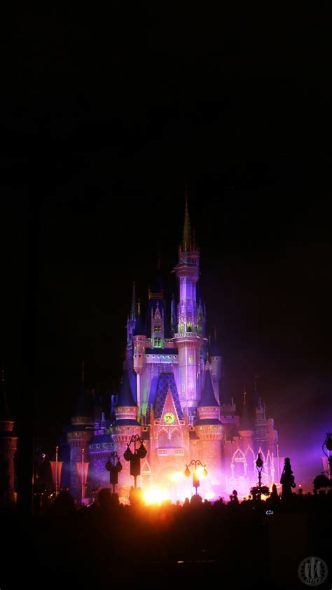Disney Wallpaper Iphone by Disney Iphone Wallpapers From Magic Kingdom