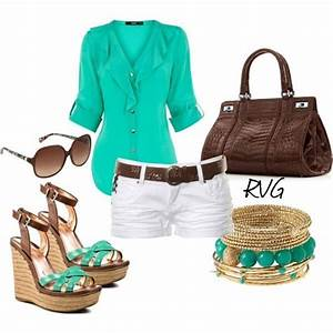 Smart and Cute Summer Outfit Ideas for Teens and Women 20108 | mamiskincare.net