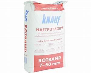 Rotband Haftputzgips Auftragen : haftputzgips rotband knauf 25 kg jetzt kaufen bei hornbach ~ Watch28wear.com Haus und Dekorationen