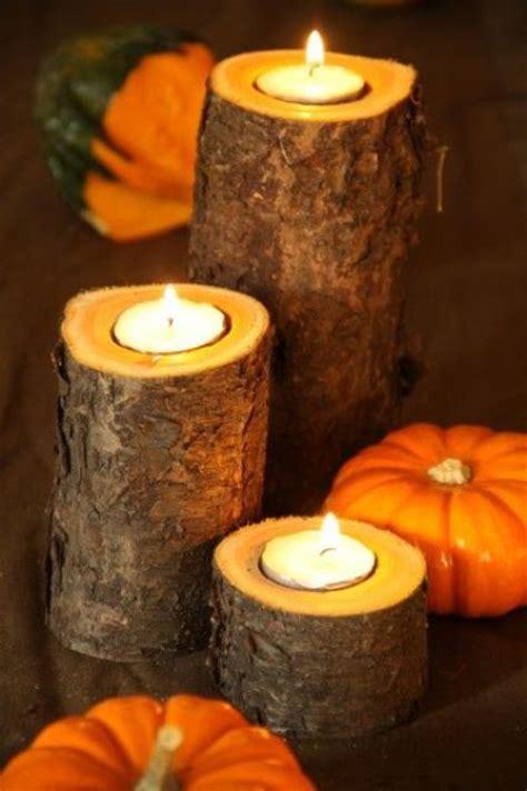 cozy  cute candle decor ideas  fall digsdigs