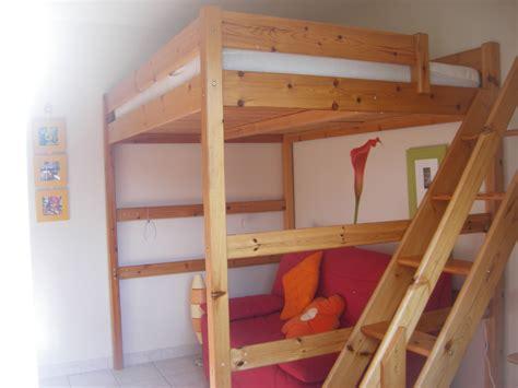 lit mezzanine 2 places avec bureau annonces gratuites annecy groisy lit mezzanine 2 personnes