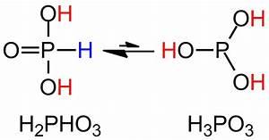 Wiki: Phosphorous acid - upcScavenger
