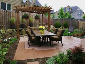 Patio Ideas for a Small Yard Landscaping - Gardening Ideas