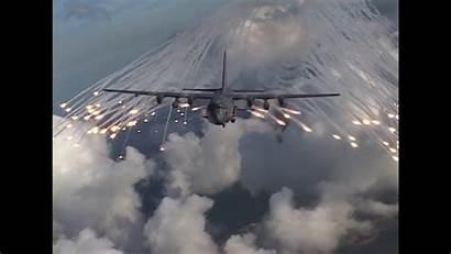 Gunship 130 Ac Angel Death Firing Action