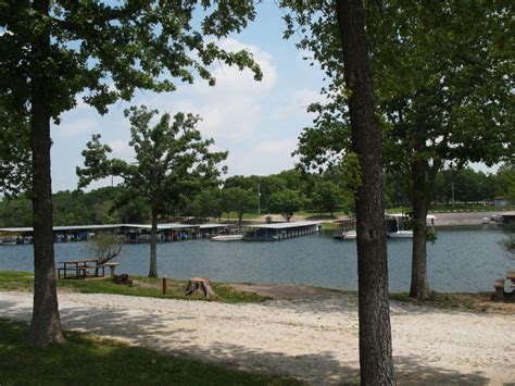 table rock lake rv cing waters edge on table rock lake kimberling city mo