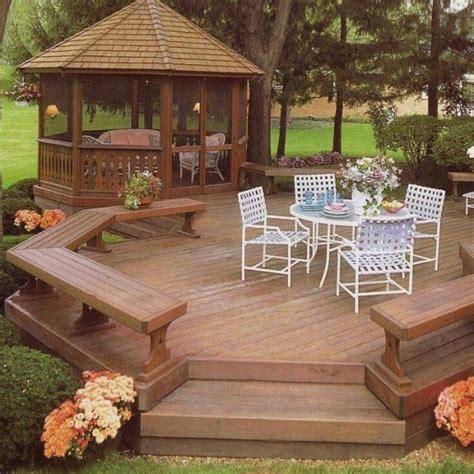 15 Adorable Backyard Seating Areas to Turn Yard Into