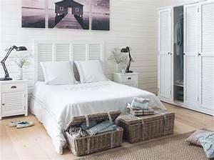 Bout De Lit Maison Du Monde : coffre bout de lit 5 rangements au bout de votre lit ~ Teatrodelosmanantiales.com Idées de Décoration