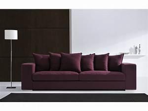 Canape Droit 4 5 Places : canap 4 places un confort toujours plus grand ~ Teatrodelosmanantiales.com Idées de Décoration