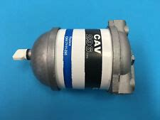 Ford 555c Fuel Filter Part by Ford 555 Backhoe Ebay