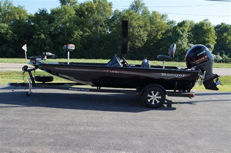Used Aluminum Ranger Bass Boats For Sale by Ranger New And Used Boats For Sale