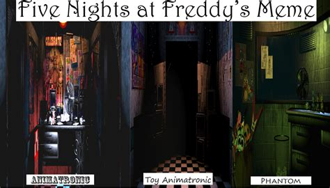 Five Nights At Freddy S Memes - five nights at freddy s meme by silcat on deviantart