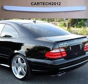 Mercedes Clk Tuning : mercedes clk w208 trunk lip spoiler tuning ebay ~ Jslefanu.com Haus und Dekorationen
