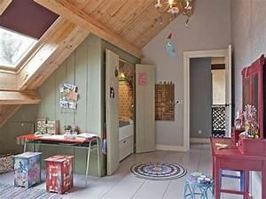 Schräge Wände Gestalten : babyzimmer mit dachschr ge ideen ~ Lizthompson.info Haus und Dekorationen