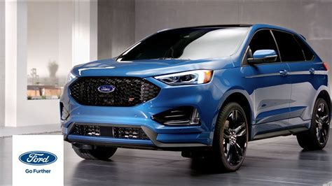 Ford Edge St Price by The 2019 Ford Edge St Walkaround Edge Ford