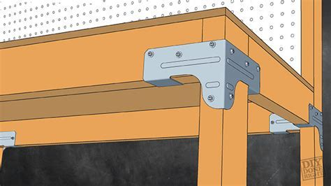 Heavy Duty Workbench   DIY Done Right