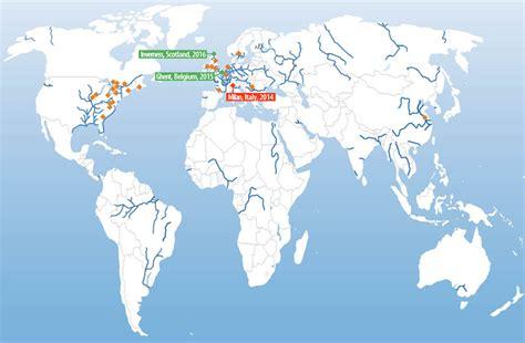World Canals Conference Inland Waterways International