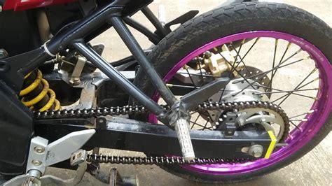 Modifikasi Motor Vixion Lama by 103 Modifikasi Vixion Lama Jari Jari Modifikasi Motor