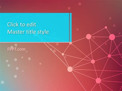 geometric powerpoint template  powerpoint templates