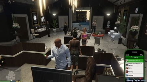 New Business + Wife For Franklin For Gta 5