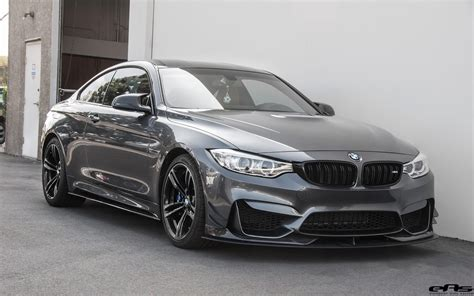 Mineral Gray Bmw M4 With Full Ac Schnitzer Aero Kit
