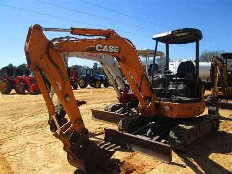 case cxb mini hydraulic excavator jm wood auction company