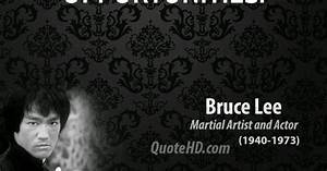 Zen Consulting   Bruce Lee Wisdom