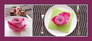 Servietten Rose Falten : servietten servietten zu jedem anlass mustertische faltanleitungen ~ Eleganceandgraceweddings.com Haus und Dekorationen