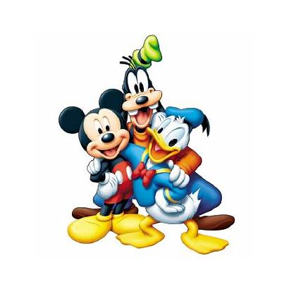 Mickey Mouse Clipart Friends Disney Clip Character