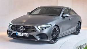 Mercedes Cls 2018 : 2018 mercedes benz cls images leak online we expected more ~ Melissatoandfro.com Idées de Décoration