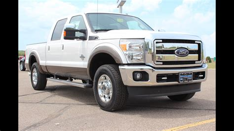 ford   super duty lariat crew cab  power