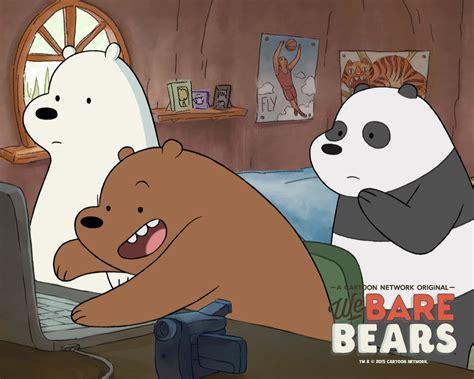 bare bears wallpaper wallpapersafari