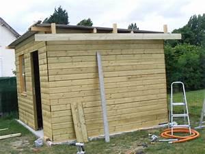 Brise vue bois abris jardin en parpaings for Plan maison r 1 gratuit 14 brise vue bois abris jardin en parpaings