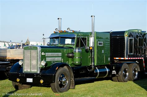 1966 Peterbilt 351 | AaronK | Flickr