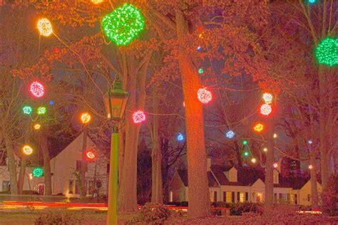 lighted christmas balls 2012 12